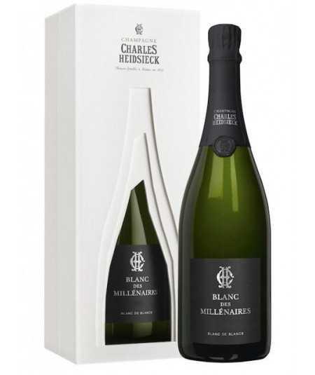 CHARLES HEIDSIECK Champagne Des Millenaires 2006 vintage