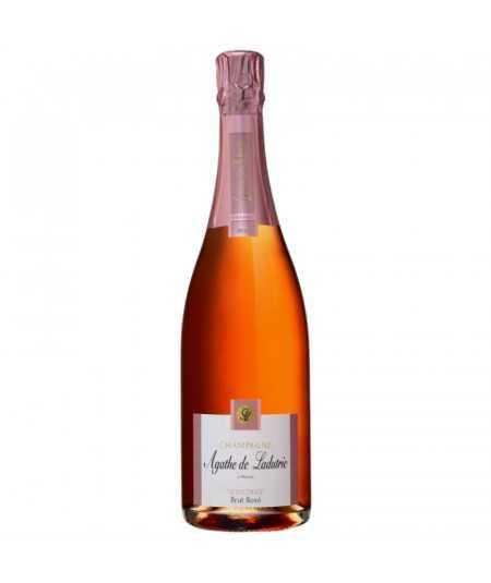 Agathe de Ladutrie Rose cuvee la Séductrice champagner