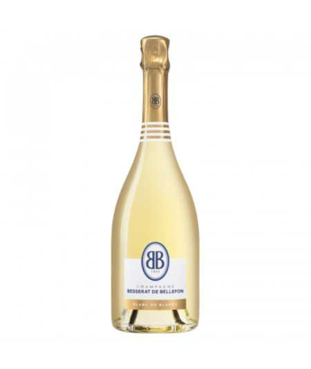 Besserat de Bellefon Blanc de blancs grand cru champagne