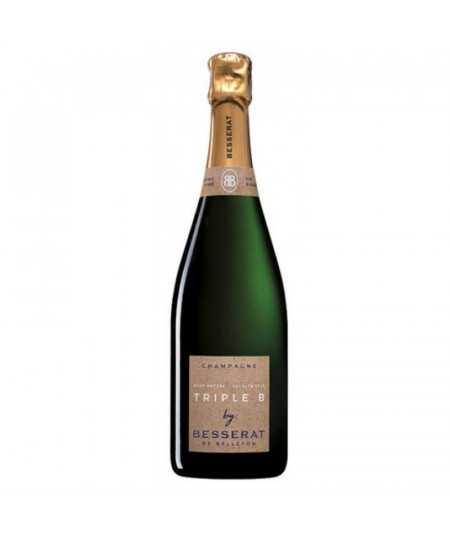 Besserat de Bellefon Organic champagne