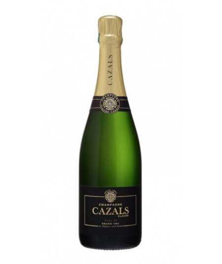 CLAUDE CAZALS Champagne Carte d'Or Grand Cru