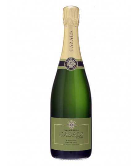 CLAUDE CAZALS Champagne Vive Grand Cru