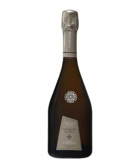 Le Clos Cazals - La Chapelle du Clos 2014 vintage champagne