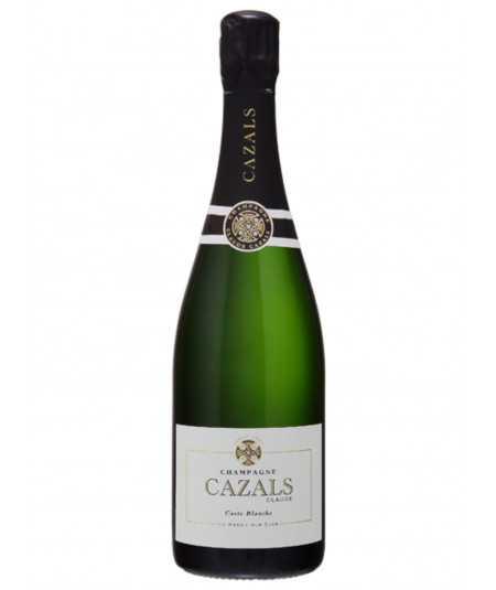 Champagne Cazals - Carte Blanche