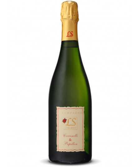 Cheurlin - Cuvée Coccinelle et Papillon - 2015 Vintage Champagne