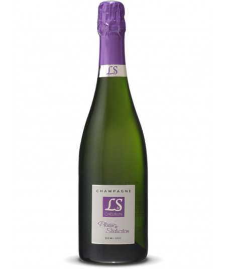 Cheurlin - Plaisir et séduction - Half-dry champagne