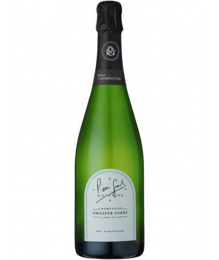 PHILIPPE GONET Champagne Signature Brut Blanc de Blancs