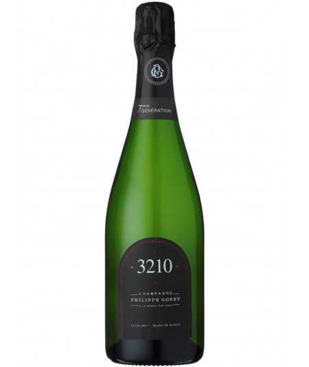 Philippe Gonet Blanc de Blancs Extra-Brut 3210 champagne