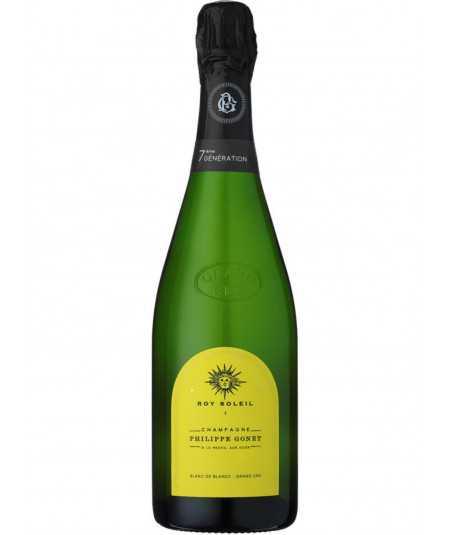 Philippe Gonet Roy Soleil Blanc de Blancs Grand Cru champagne