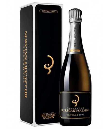 Champagne Billecart-Salmon 2008 millésimé
