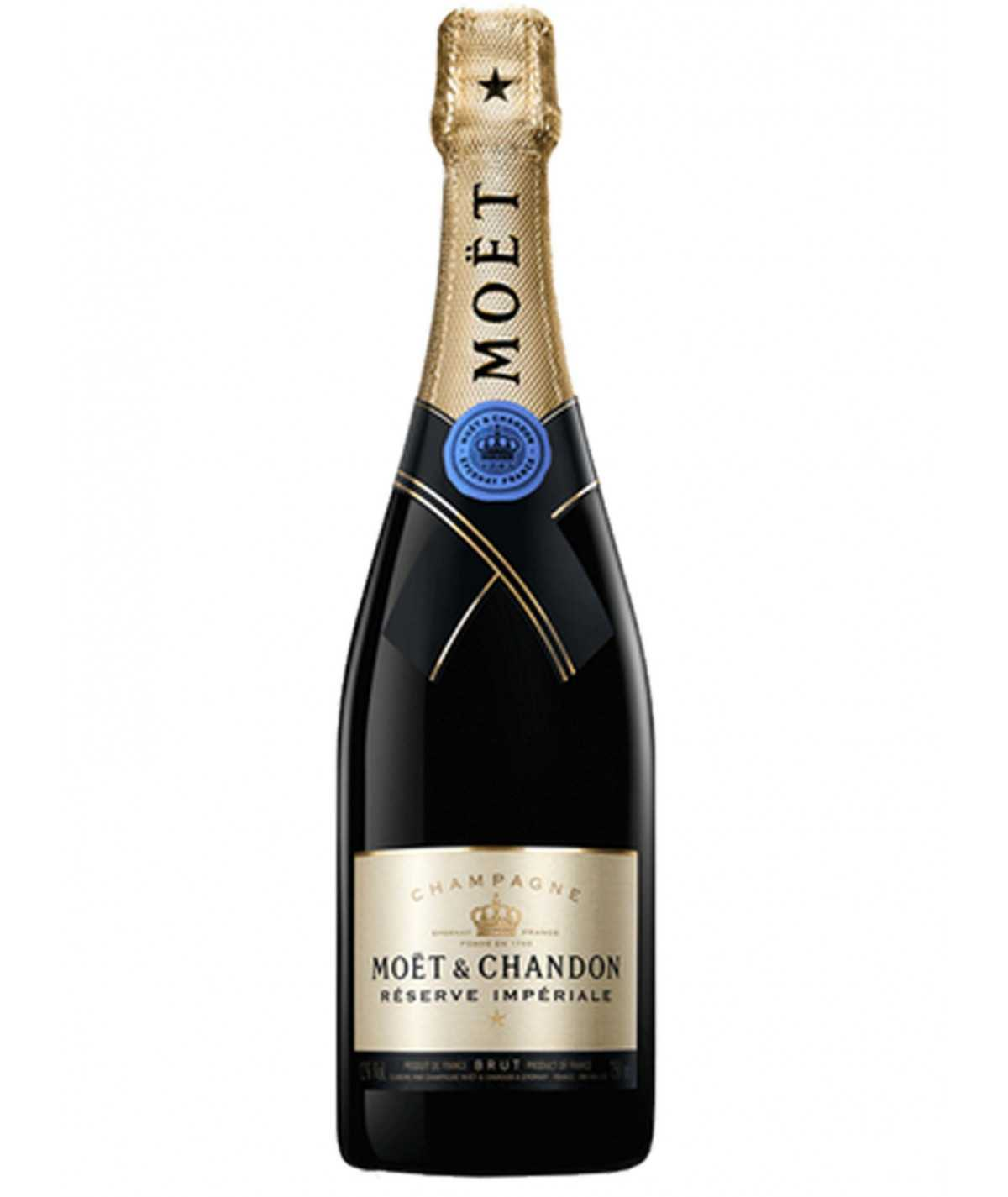 MOET & CHANDON Reserve Imperiale champagne