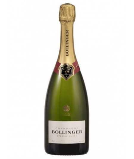Acheter Champagne BOLLINGER Spécial Cuvée