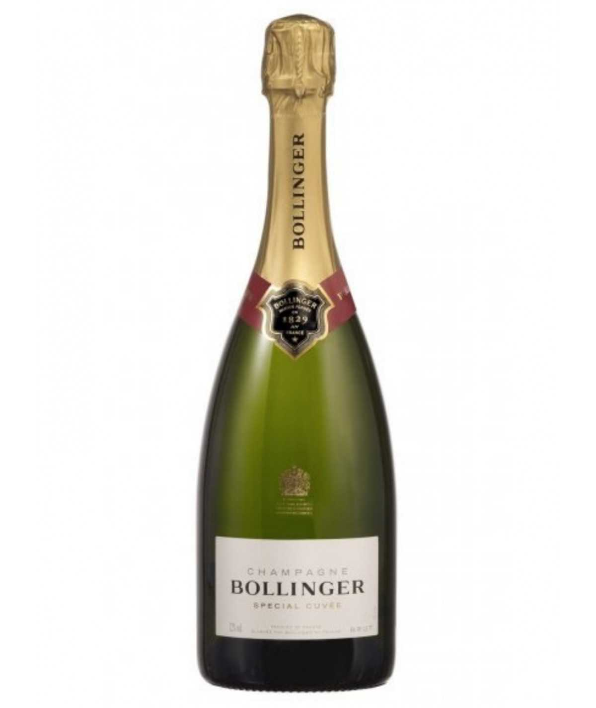 Buy Champagne BOLLINGER Spécial Cuve