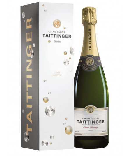 Buy TAITTINGER Brut Prestige champagne