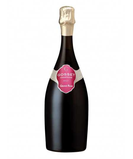 Buy GOSSET Champagne pink Grand Brut