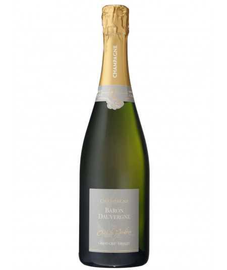 BARON DAUVERGNE Champagne Oeil De Perdrix