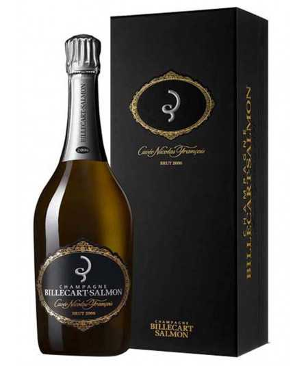 BILLECART SALMON Champagne Nicolas Francois 2006