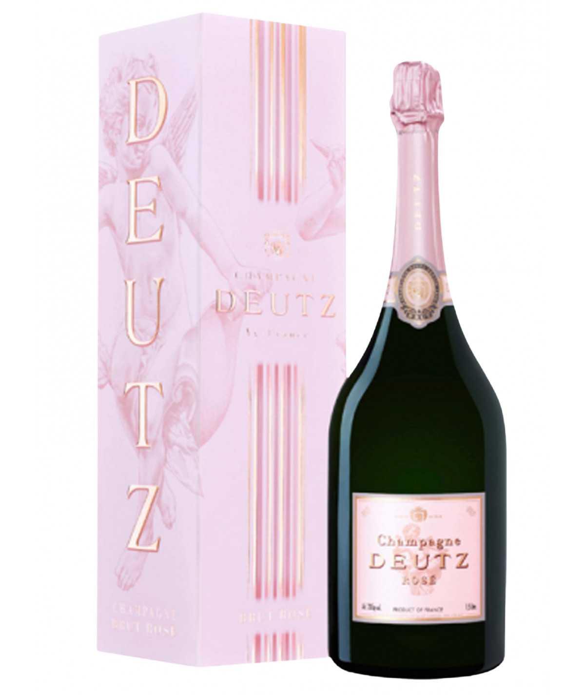 DEUTZ Champagne Brut pink