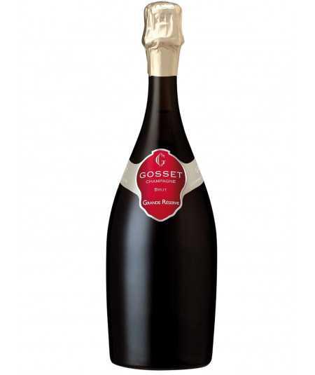 Champagne GOSSET Grande Réserve Brut