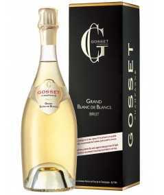 GOSSET Champagne Grand Blanc De Blancs Brut