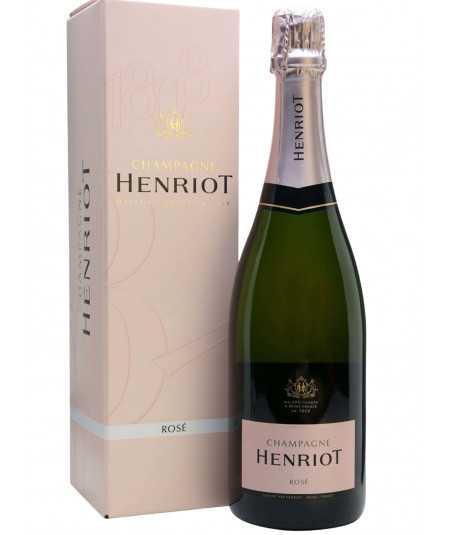 HENRIOT Champagne Brut Rose