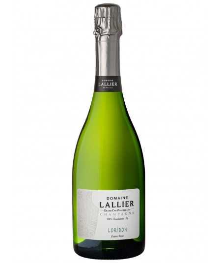 LALLIER Champagne Loridon Grand Cru Blanc De Blancs