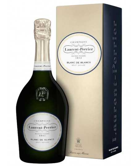 LAURENT-PERRIER Champagne Blanc De Blancs Nature