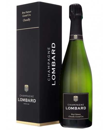 LOMBARD Champagne Terroir Grand Cru Mono Cru Brut Nature Blanc De Blancs Chouilly