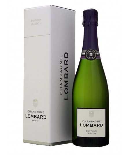 LOMBARD Champagne Brut Nature Grand Cru