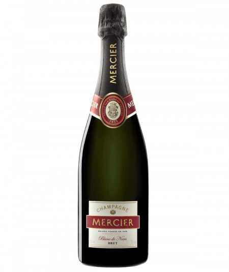 MERCIER Champagne Blanc De Noirs
