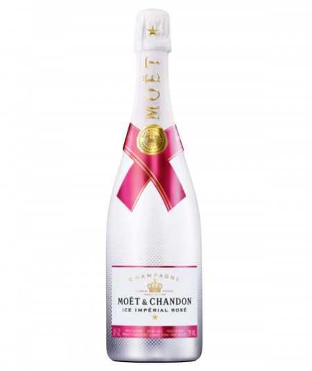 MOET & CHANDON Champagne Ice Impérial Rosé