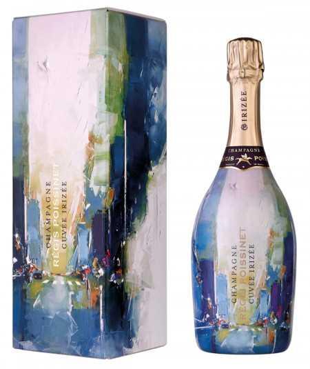 POISSINET Champagne Irizée Meunier Extra-Brut 2013 vintage sleevée