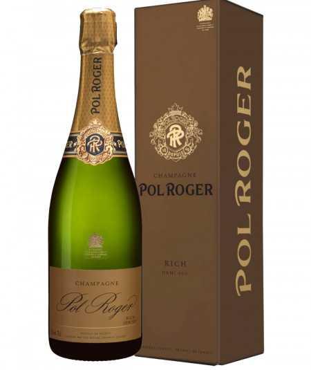 POL ROGER Champagne Rich Demi-Sec