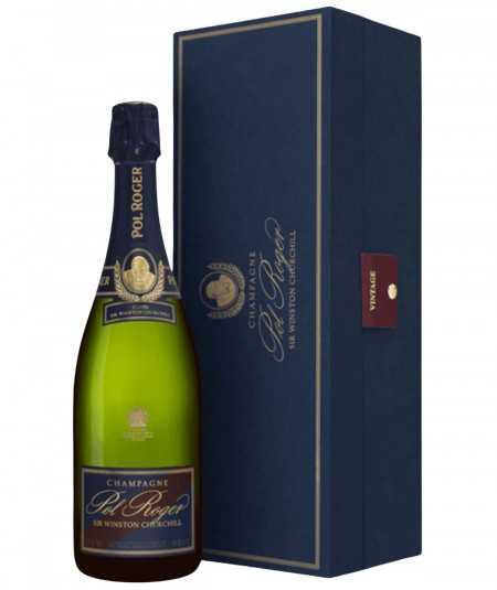 POL ROGER Champagne Sir Winston Churchill 2009 vintage