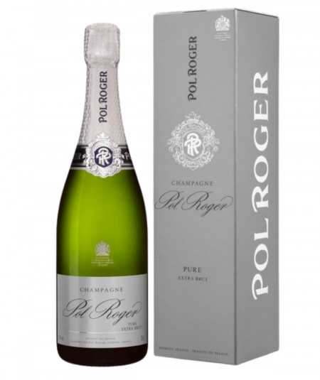 POL ROGER Champagne Pure Extra Brut