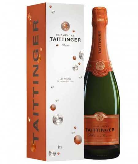 TAITTINGER Champagne Folies de la Marquetterie