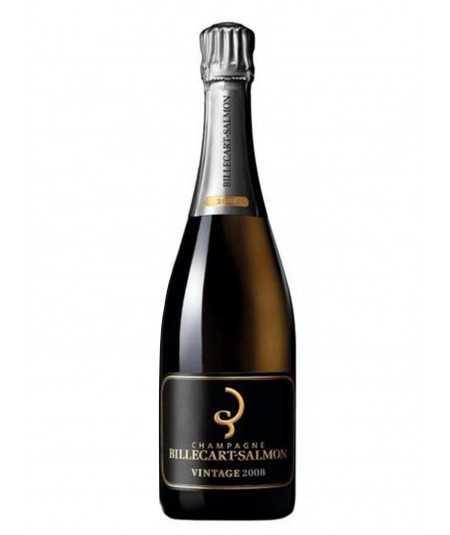 Magnum of Champagne BILLECART SALMON Vintage 2008