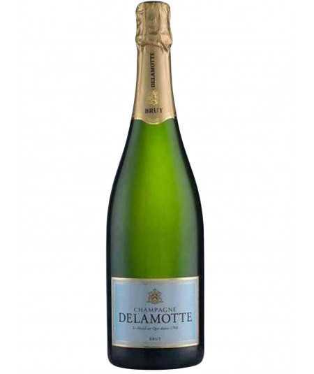 Magnum DELAMOTTE Champagne Brut Tradition