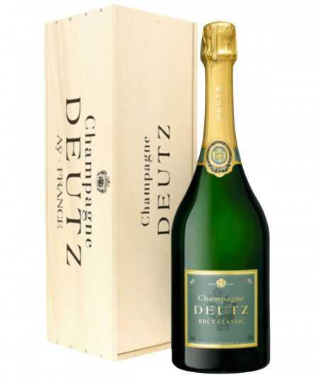 Mathulasema of DEUTZ Champagne Brut Classic