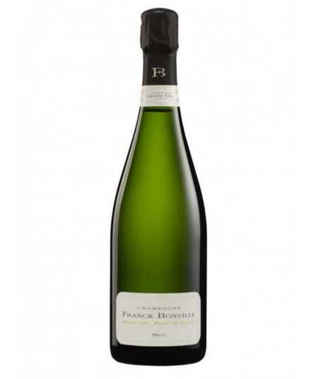 Magnum of FRANCK BONVILLE Champagne Brut Grand Cru Blanc de Blancs