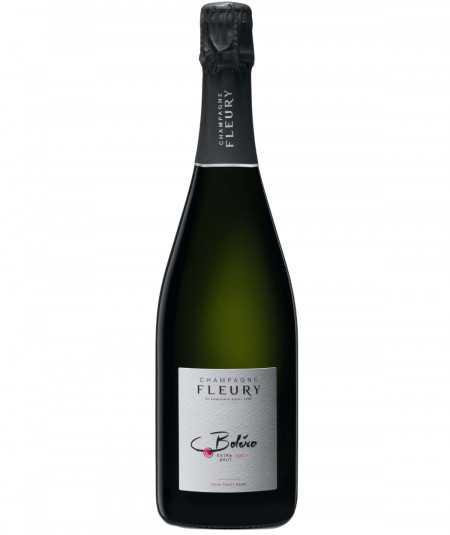 Champagne FLEURY Boléro Extra-Brut 2009 Vintage