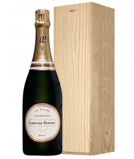 Jeroboam of Magnum of LAURENT-PERRIER Champagne La Cuvee