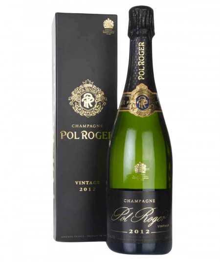 Magnum POL ROGER Champagne Brut Vintage 2012