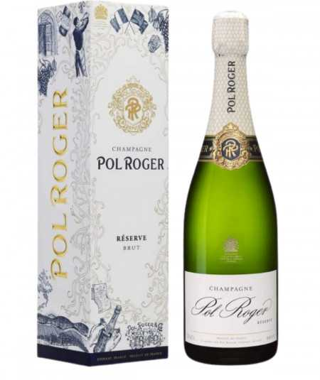 Magnum POL ROGER Champagne Réserve Brut
