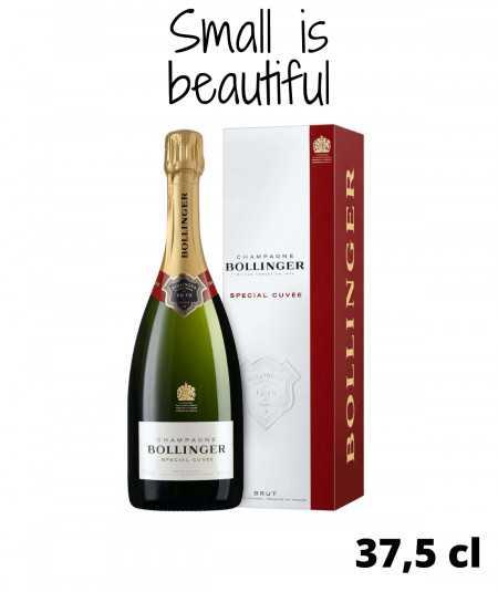 Half-bottle Champagne of Bollinger Special Cuvee