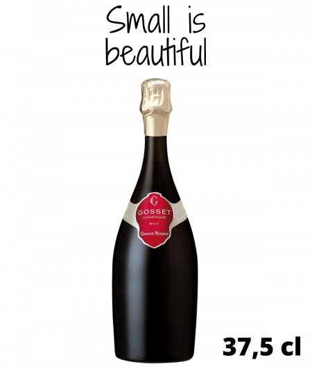 Demi Bouteille de Champagne GOSSET Grande Réserve Brut