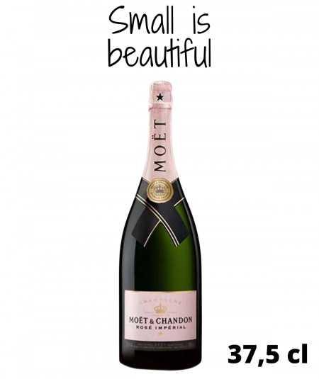 Half Bottle of MOET & CHANDON Champagne Rosé Impérial