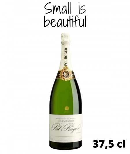 Half Bottle of POL ROGER Champagne Reserve Brut