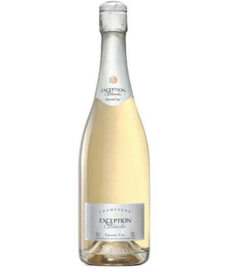 EXCEPTION Blanche Blanc de Blancs Grand Cru 2009 Vintage Champagne