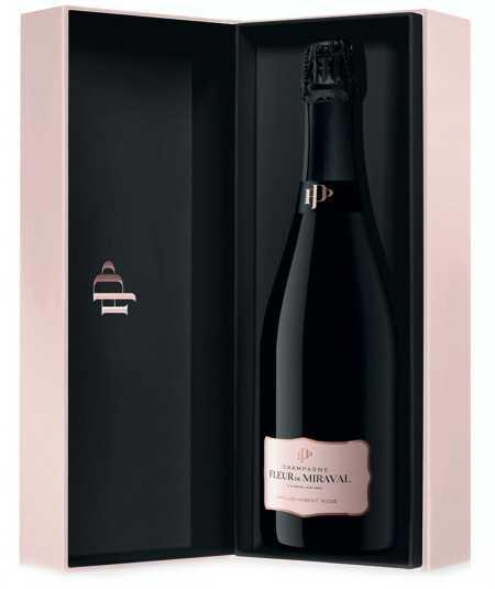 FLEUR DE MIRAVAL Rosé Champagne